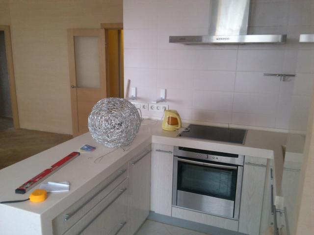 Кухня акация глянец