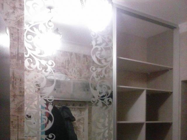 Белый+зеркала с рисунком