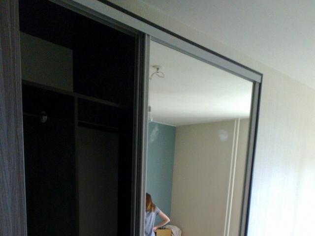 Венге+зеркало