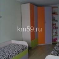 Шкафы и кровати с ортопедическими матрасами в детскую 60 630 рублей