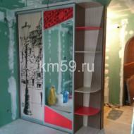 Шкаф купе в детскую Старый город ясень/бамбук/весна 36 460 рублей