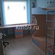 Стол с тумбой, кровать, комод в детскую МДФ Персик/голубое небо 48 740 рублей